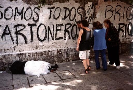 Emilio Garcia Wehbi - Proyecto Filoctetes - Buenos Aires 2002