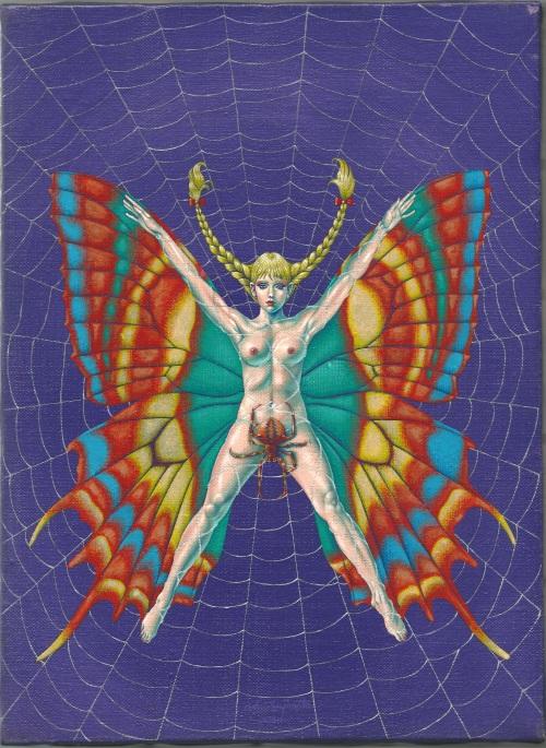 Aoi Fujimoto - Witch IV Spider 2