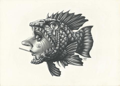 Aoi Fujimoto - Fish hybrid