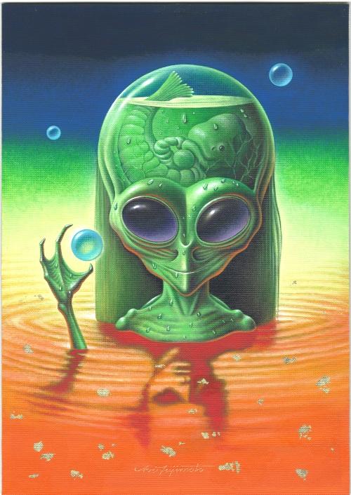Aoi Fujimoto - Friendly Alien 1