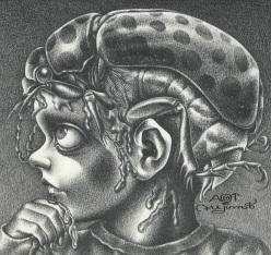 Aoi Fujimoto - Lady bird head