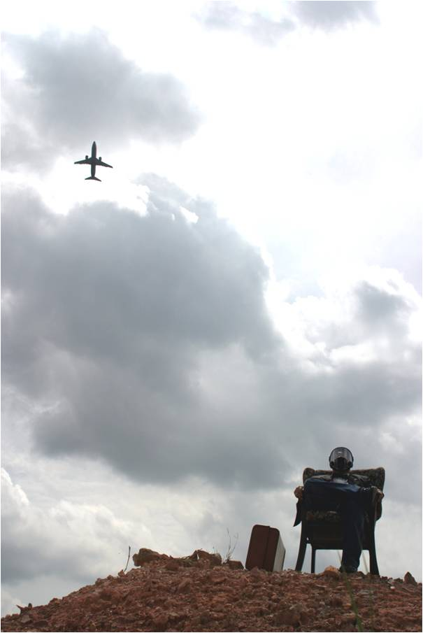 Azizan Paiman - artwork - 2006 - photograph - Sky Dive - 8 - lg