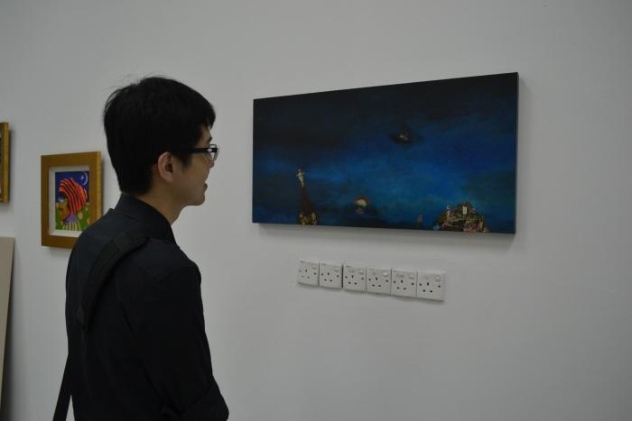 Fuman art space - IACT tour 11