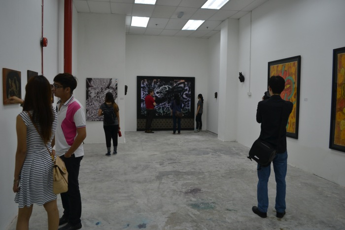Fuman art space - IACT tour 12