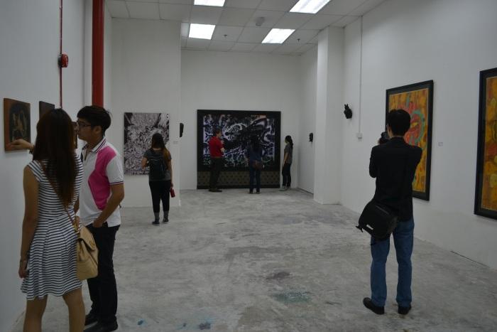 Fuman art space - IACT tour 12