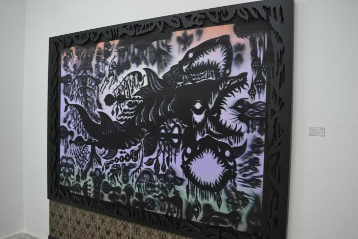 Fuman art space - IACT tour 13
