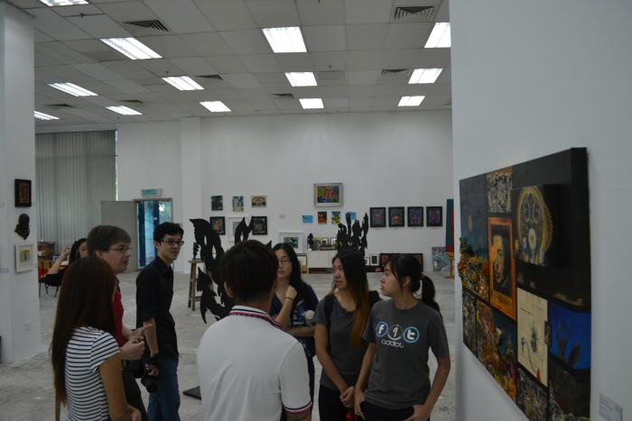 Fuman art space - IACT tour 4