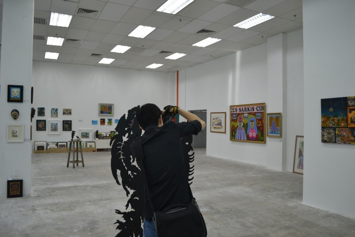 Fuman art space - IACT tour 7