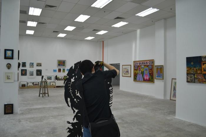 Fuman art space - IACT tour 7