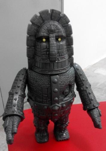 G-Moai Robo - Silver