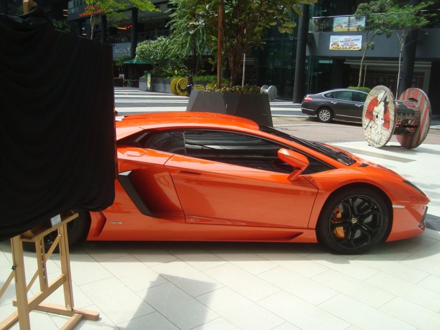 Gustavo Charif - Lamborghini project - October 2012 - Kuala Lumpur 1