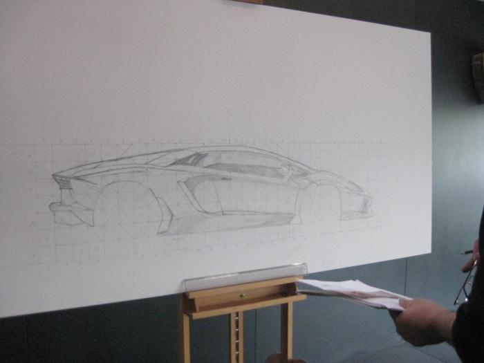 Gustavo Charif - Lamborghini project - October 2012 - Kuala Lumpur 12