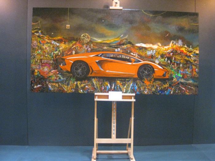 Gustavo Charif - Lamborghini project - October 2012 - Kuala Lumpur 19