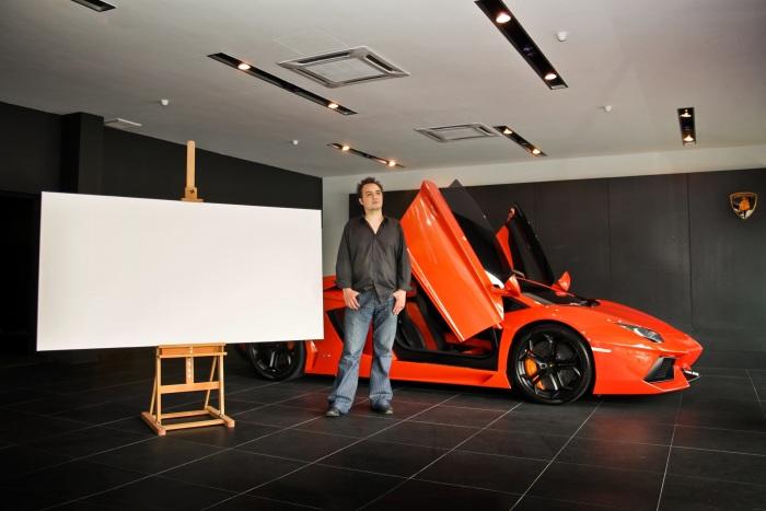 Gustavo Charif - Lamborghini project - October 2012 - Kuala Lumpur 21