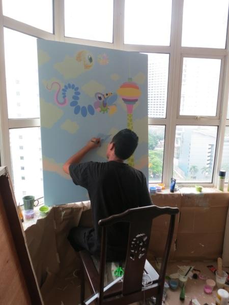 Omar Ramos in Malaysia - 7
