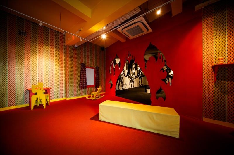 Stephane Blanquet - Art Gardens 2013 - SINGAPORE ART  MUSEUM 14