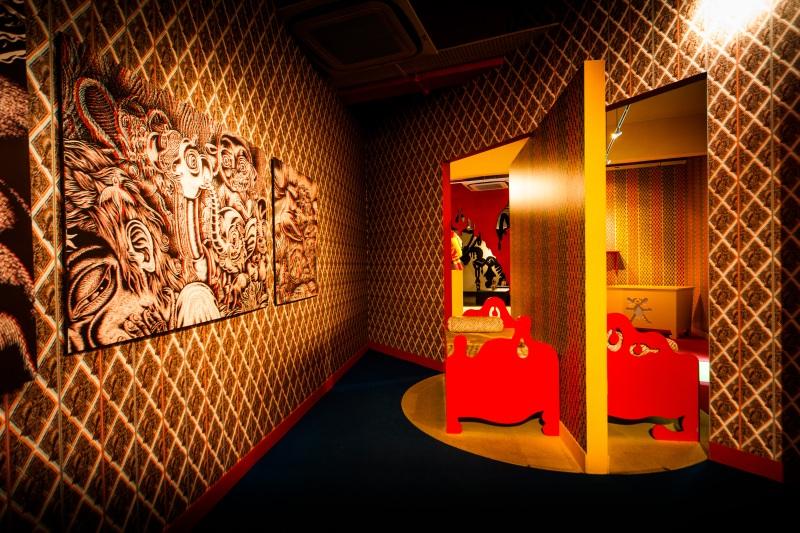 Stephane Blanquet - Art Gardens 2013 - SINGAPORE ART  MUSEUM 4