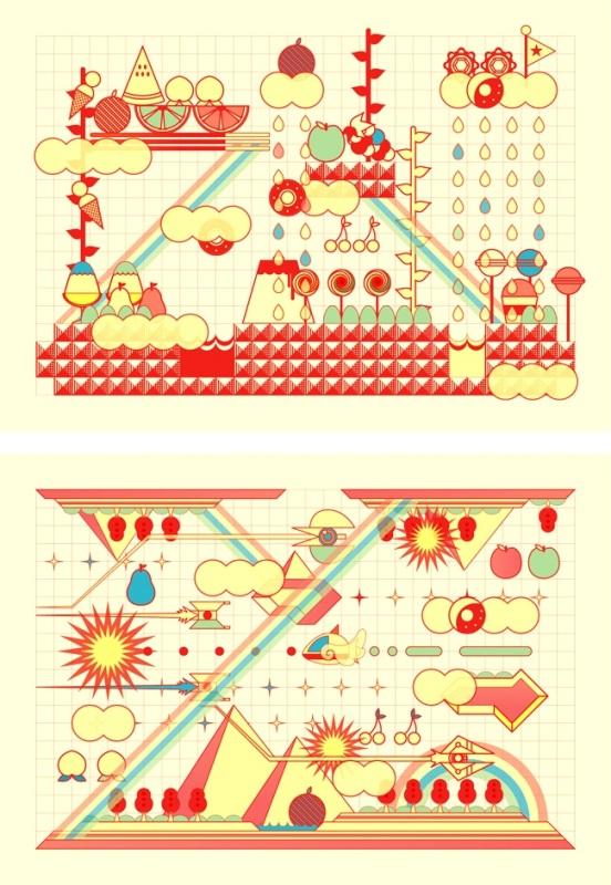 Takuya Kuriyama - 2009 - Print - Fruity land