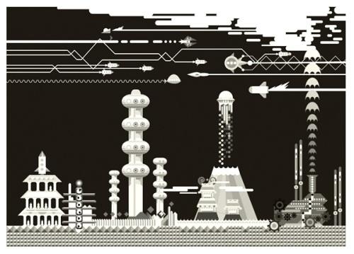Takuya Kuriyama - 2009 - Print - Mono 05