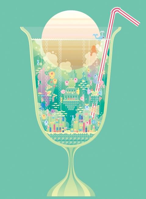 Takuya Kuriyama - Print - 2010 - Soda