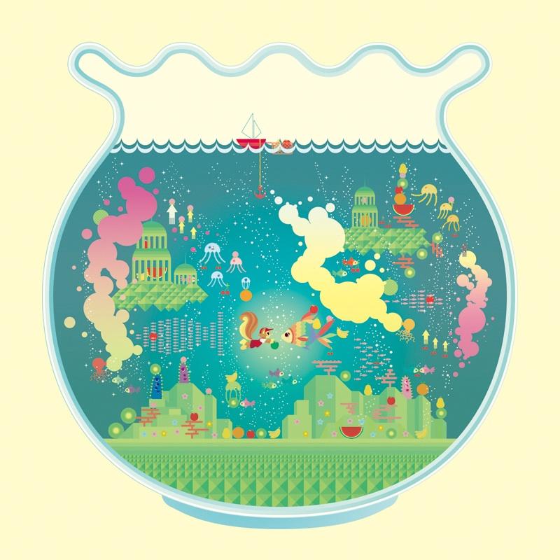 Takuya Kuriyama - Print on paper - 2010 - Fish bowl