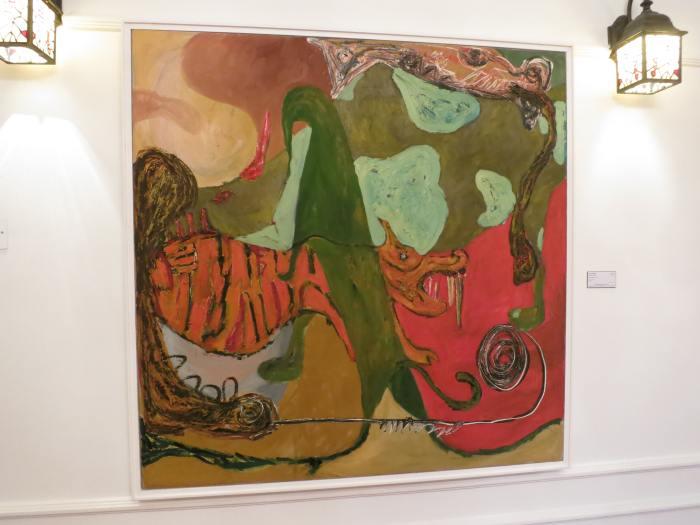 Fuman Art - Exhibition Azizan Paiman - wild wordl