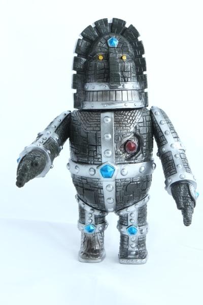 Giant Moai robo - AP Black