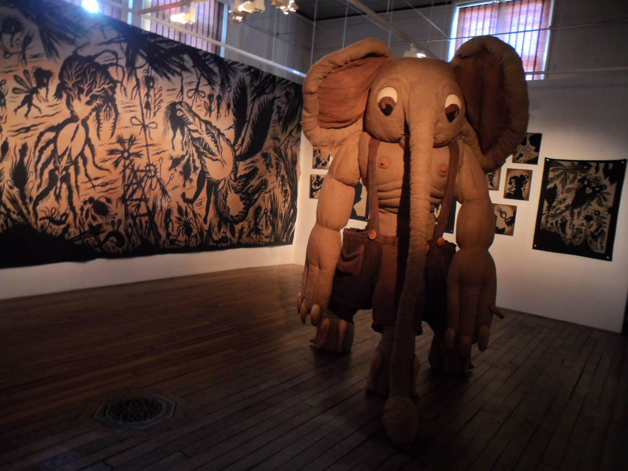 Stephane Blanquet - Evreux exhibition 3