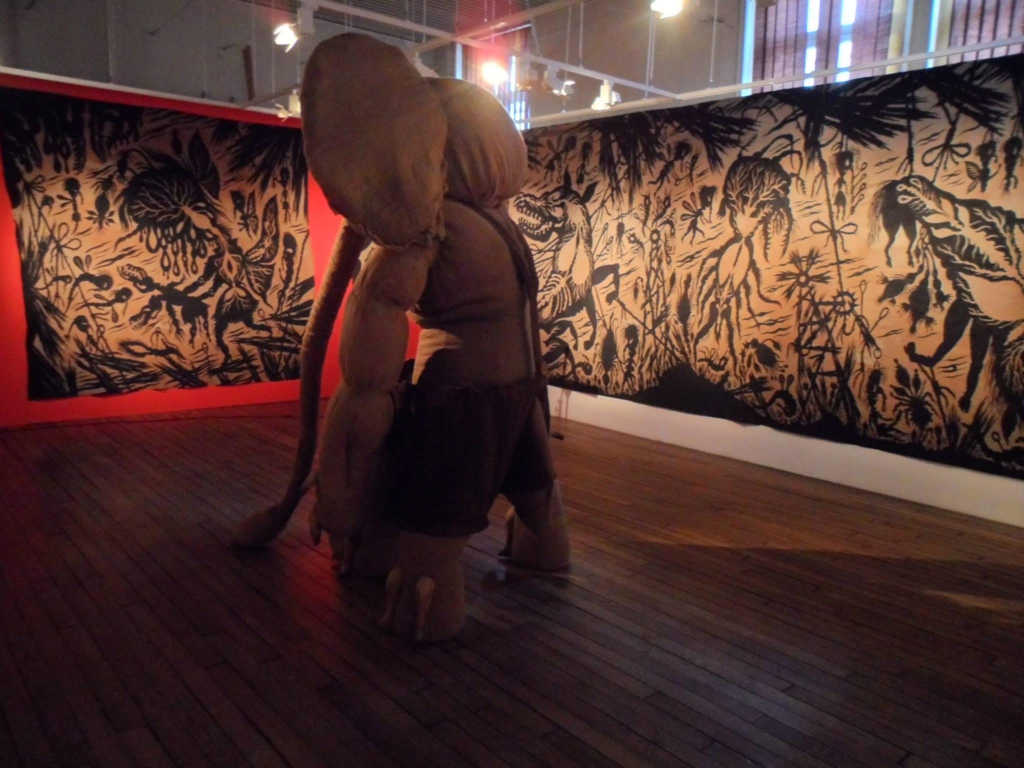 Stephane Blanquet - Evreux exhibition 5