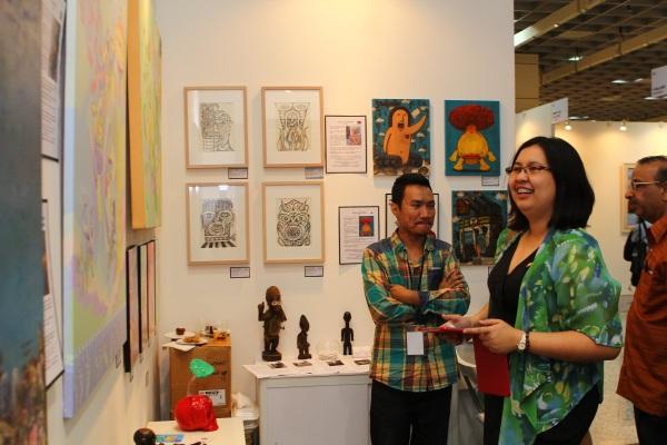 art expo malaysia - fuman art booth 2013 e