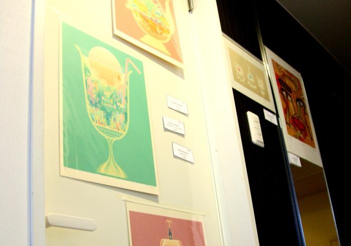 art osaka 2013 - fuman art booth j