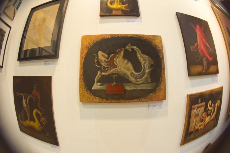 Art Expo 2012 - Fuman Art - Marcelo Bordese