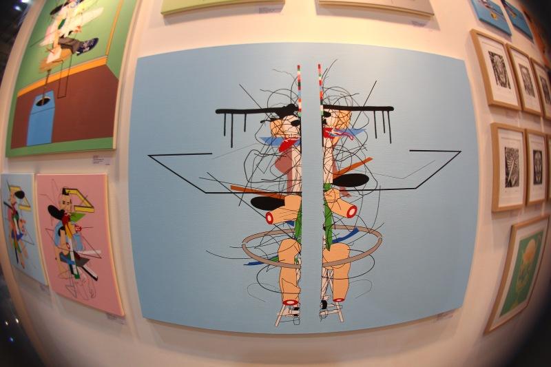 Art Expo 2012 - Fuman Art - Naoki Yamamoto