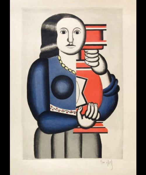 Leger Fernand - Femme a la cruche