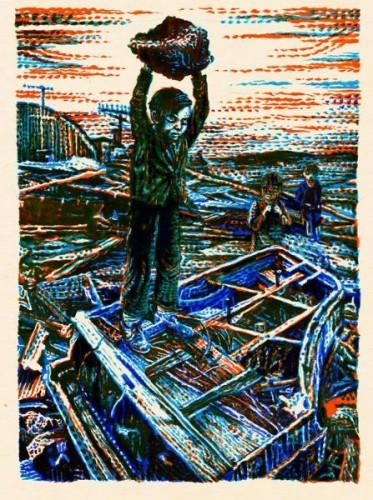 Blanquet - artwork - 2016 - work on paper -12645166_826955894093541_2655085956350666168_n