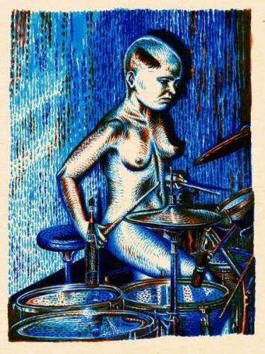 Blanquet - artwork - 2016 - work on paper -12705443_834286126693851_7841108149020176127_n