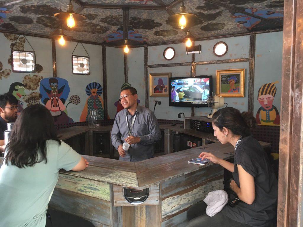 Putar Alam Cafe by Azizan Paiman