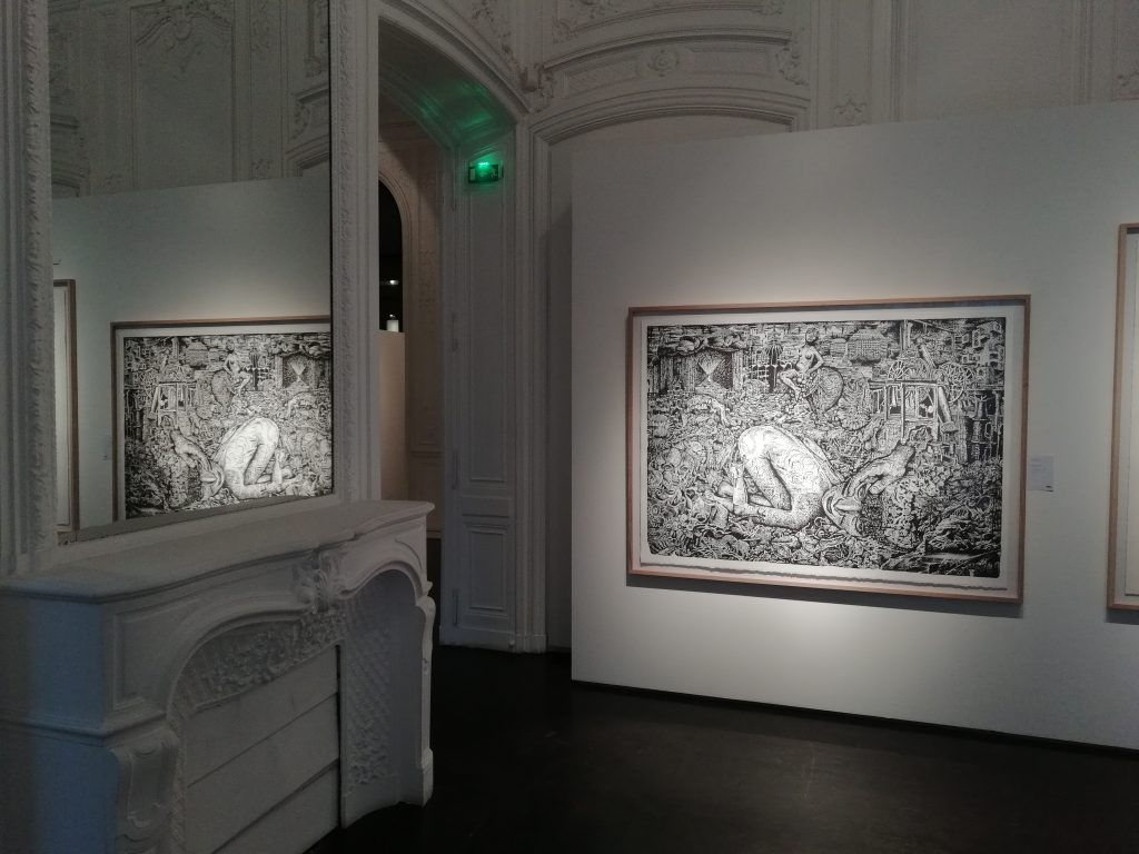 Parabole Arithmétique at Artcurial